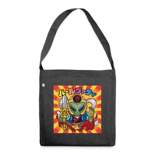 Parvati Man by Catana - Shoulder Bag made from recycled material