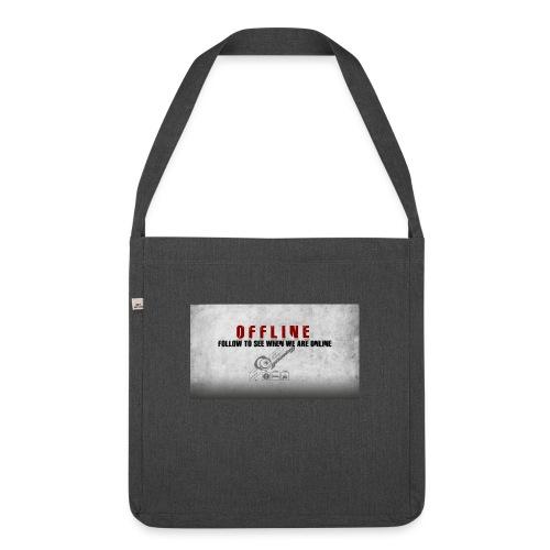 Offline V1 - Shoulder Bag made from recycled material