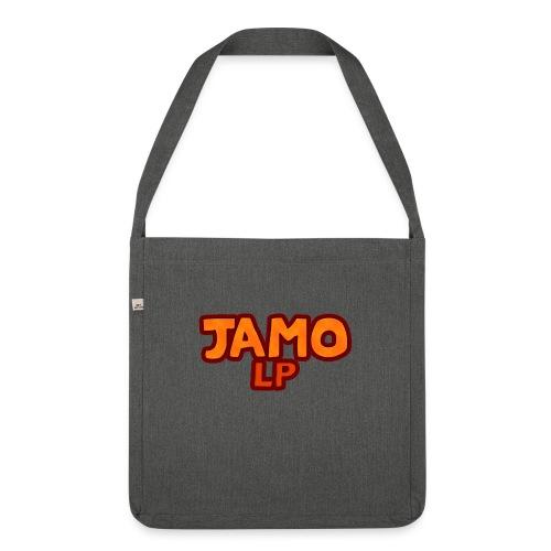 JAMOLP Logo T-shirt - Skuldertaske af recycling-material