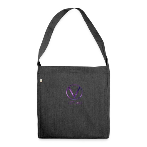 lOGO dEIGN - Shoulder Bag made from recycled material