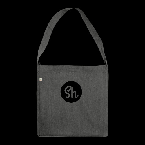LOGO 2 - Shoulder Bag made from recycled material