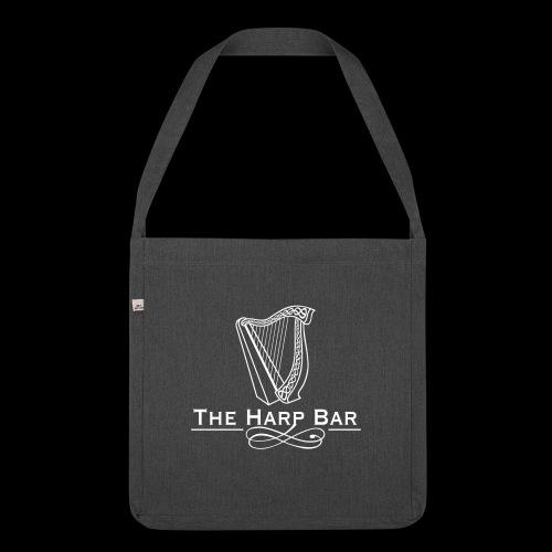 Logo The Harp Bar Paris - Sac bandoulière 100 % recyclé