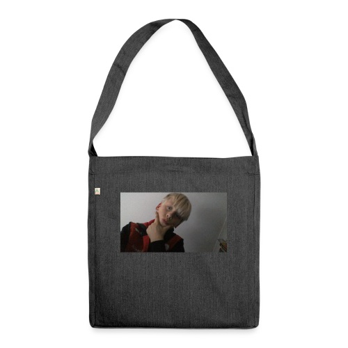 Perfect me merch - Shoulder Bag made from recycled material
