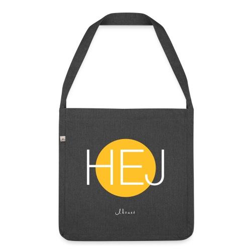HEJ cirkel - Shoulder Bag made from recycled material
