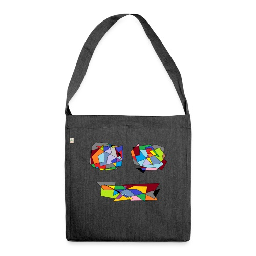 TheFace - Schultertasche aus Recycling-Material