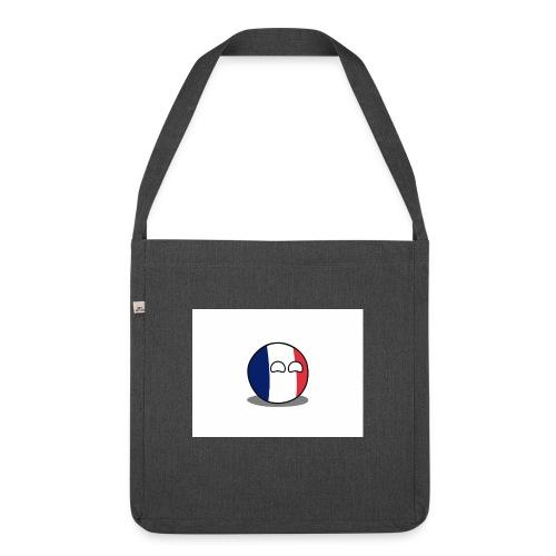 France Simple - Sac bandoulière 100 % recyclé