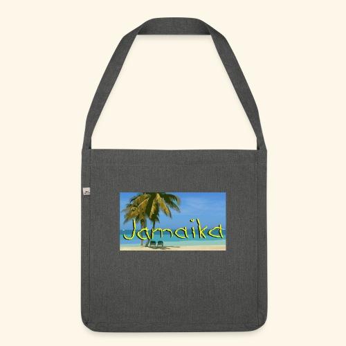 JAMAIKA - Schultertasche aus Recycling-Material