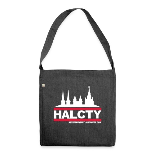 HAL.CTY by JOWHWEAR.COM - Schultertasche aus Recycling-Material