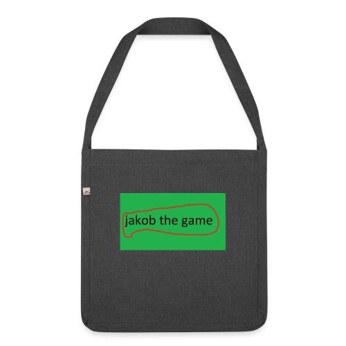 jakob the game - Skuldertaske af recycling-material
