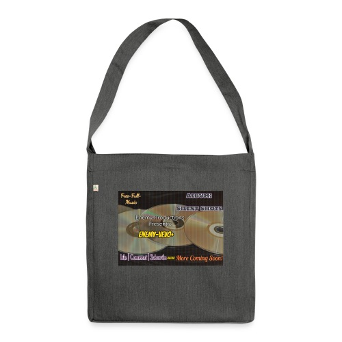 Enemy_Vevo_Picture - Shoulder Bag made from recycled material