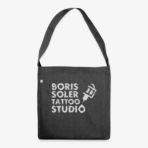 Boris Soler Tattoo - Shoulder Bag made from recycled material