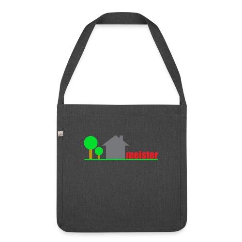 Hausmeister - Schultertasche aus Recycling-Material