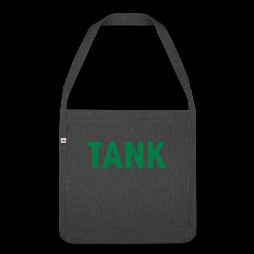 tank - Schoudertas van gerecycled materiaal