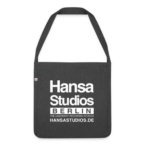 Hansa Studios Bag Berlin - Schultertasche aus Recycling-Material