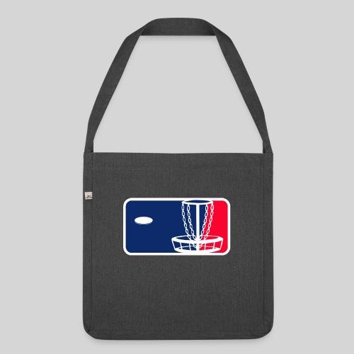 Major League Frisbeegolf - Olkalaukku kierrätysmateriaalista