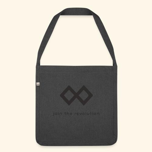 TenX - Schultertasche aus Recycling-Material