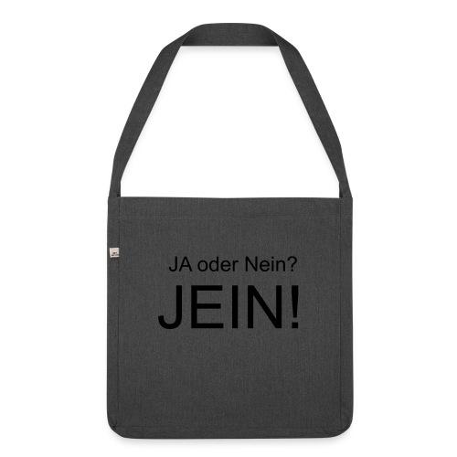 JEIN! - Schultertasche aus Recycling-Material