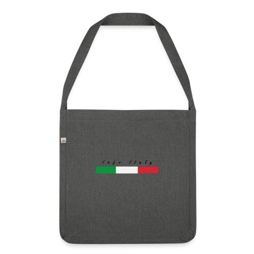 Info Italy Design - Borsa in materiale riciclato