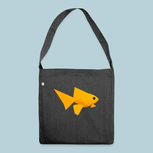 RATWORKS Fish-Smish - Shoulder Bag made from recycled material