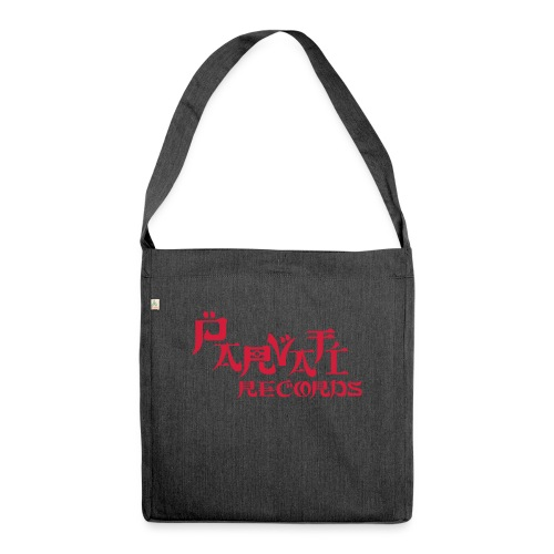 Parvati Records by Catana.jp - Shoulder Bag made from recycled material