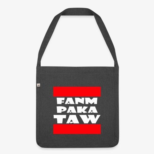 fanm paka taw - Sac bandoulière 100 % recyclé