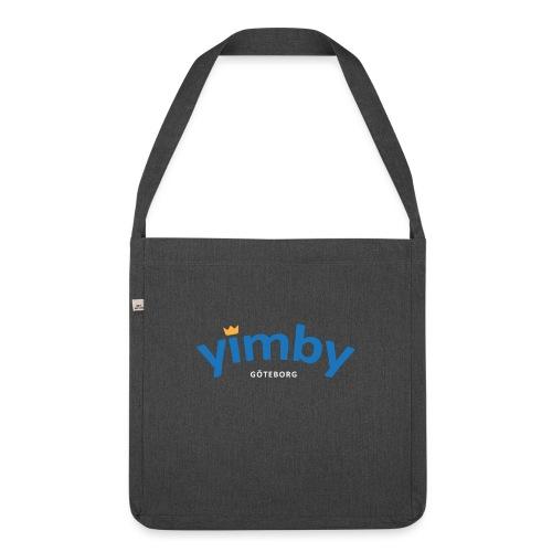 Yimby Göteborg väska - Axelväska av återvinningsmaterial