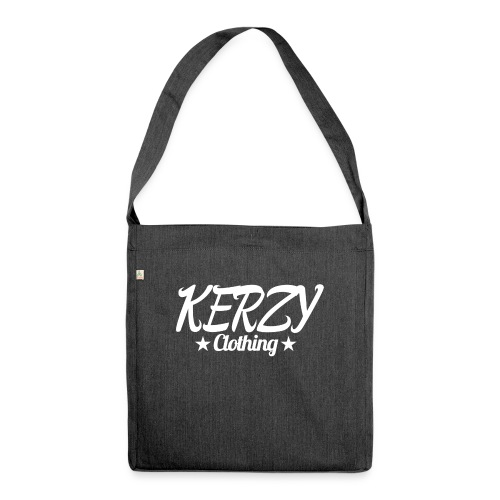 Official KerzyClothing T-Shirt - Shoulder Bag made from recycled material