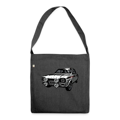 Mk1 Escort - Shoulder Bag made from recycled material