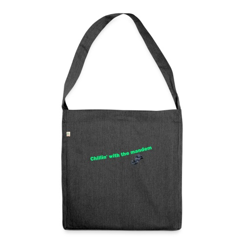 chillin' - Shoulder Bag made from recycled material