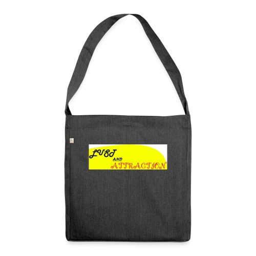 lust ans attraction - Shoulder Bag made from recycled material