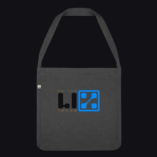 LIZ Before the Plague (Logo) - Borsa in materiale riciclato