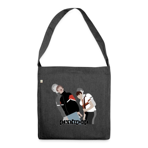 Girls and Boys PunkPop - Borsa in materiale riciclato