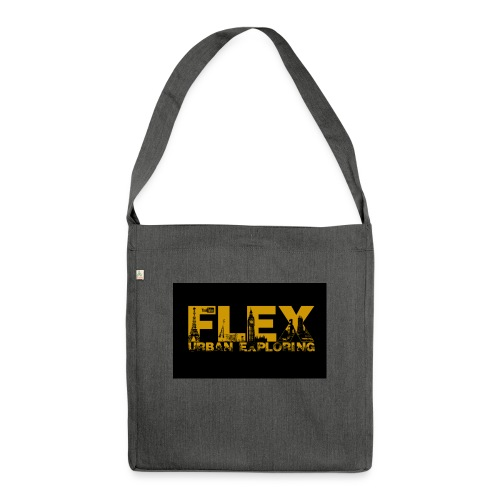 FlexUrban - Shoulder Bag made from recycled material