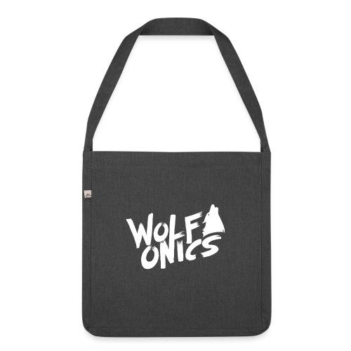 Wolfonics - Schultertasche aus Recycling-Material