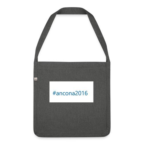 #ancona2016 - Bandolera de material reciclado