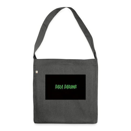 Blackout Range - Shoulder Bag made from recycled material