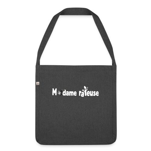 madame râleuse - Sac bandoulière 100 % recyclé