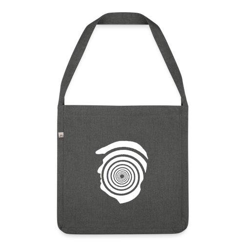 J.P. Conrad Signet - Schultertasche aus Recycling-Material