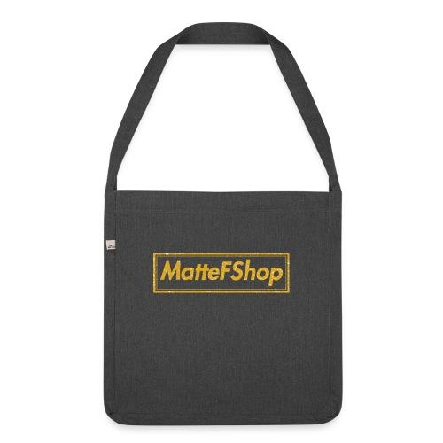 Gold Collection! (MatteFShop Original) - Borsa in materiale riciclato