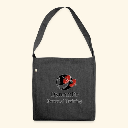 Dynomite Personal Training - Shoulder Bag made from recycled material