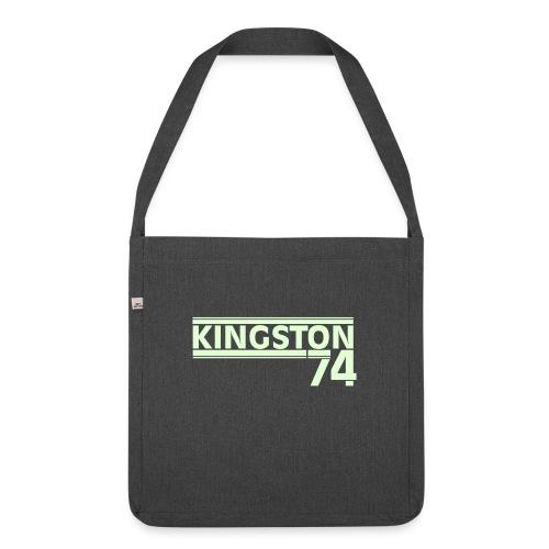 Kingston 74 - Sac bandoulière 100 % recyclé