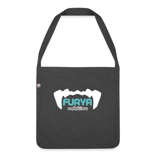 Logo Furya - Sac bandoulière 100 % recyclé