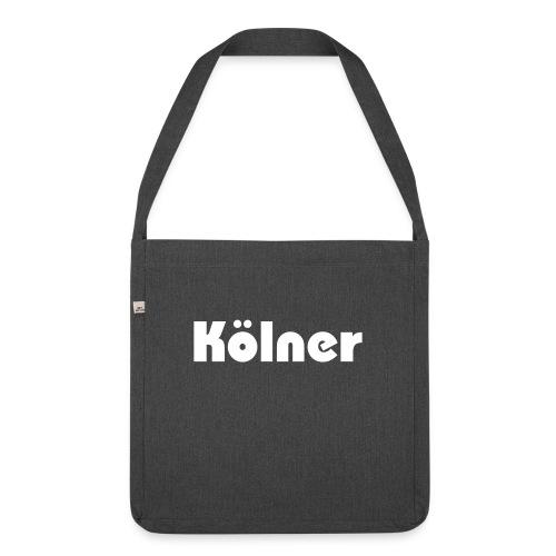 Kölner - Schultertasche aus Recycling-Material