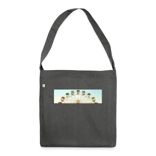 header_image_cream - Shoulder Bag made from recycled material
