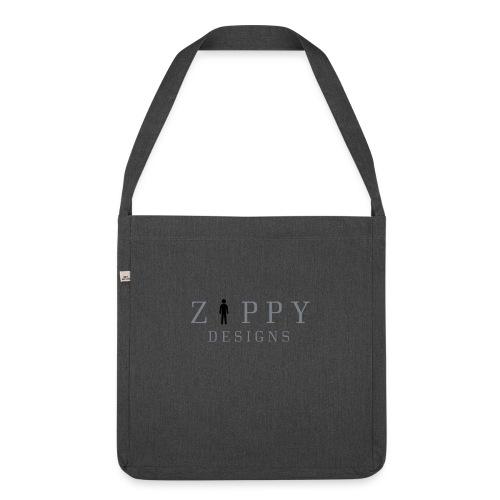 ZIPPY 2 - Bandolera de material reciclado