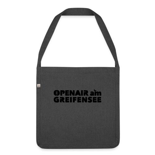 Openair am Greifensee 2018 - Schultertasche aus Recycling-Material