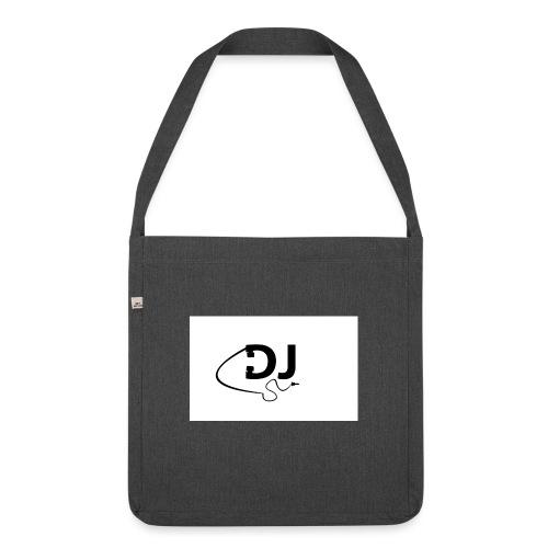DJ Casque - Sac bandoulière 100 % recyclé