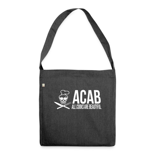 acablang - Schultertasche aus Recycling-Material