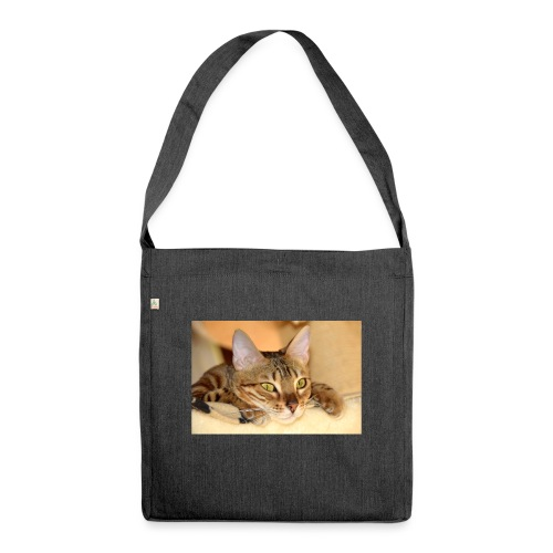 Leopardcat - Borsa in materiale riciclato