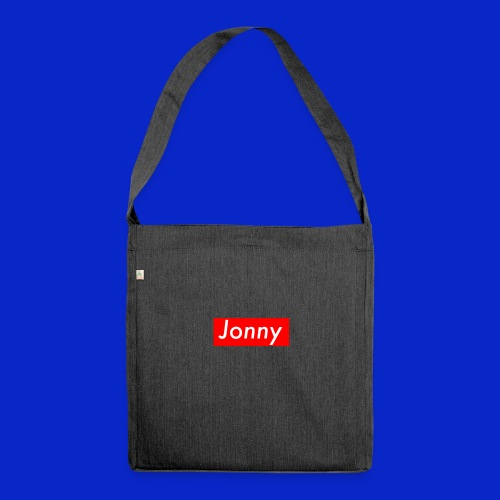 Jonny - Shoulder Bag made from recycled material